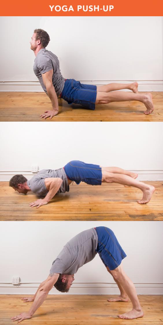 Yoga Push-Up