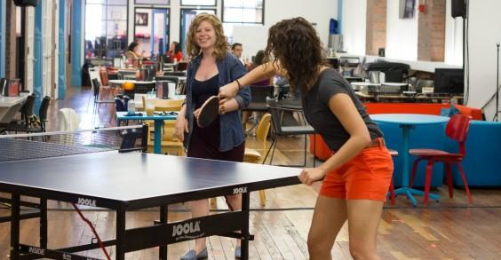 ZocDoc Ping Pong Game