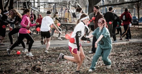 Themed Races: The Zombie Run