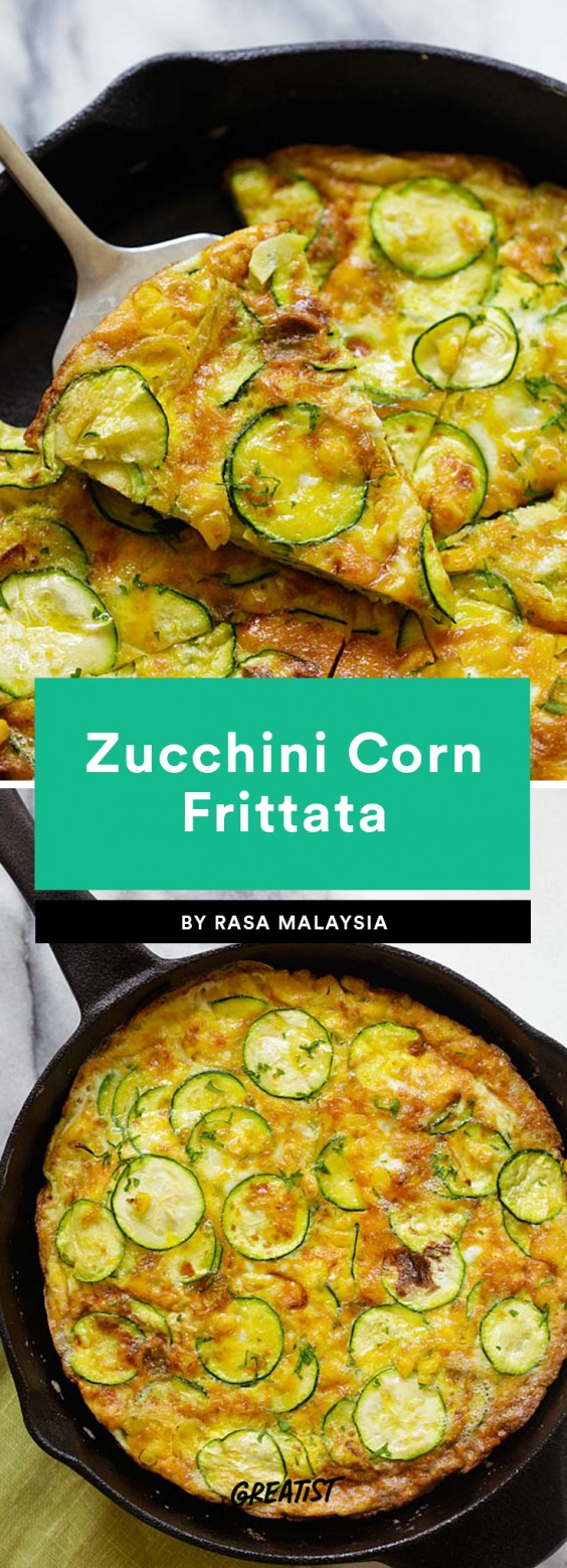 Frittata Recipes That Only Require 4 Ingredients