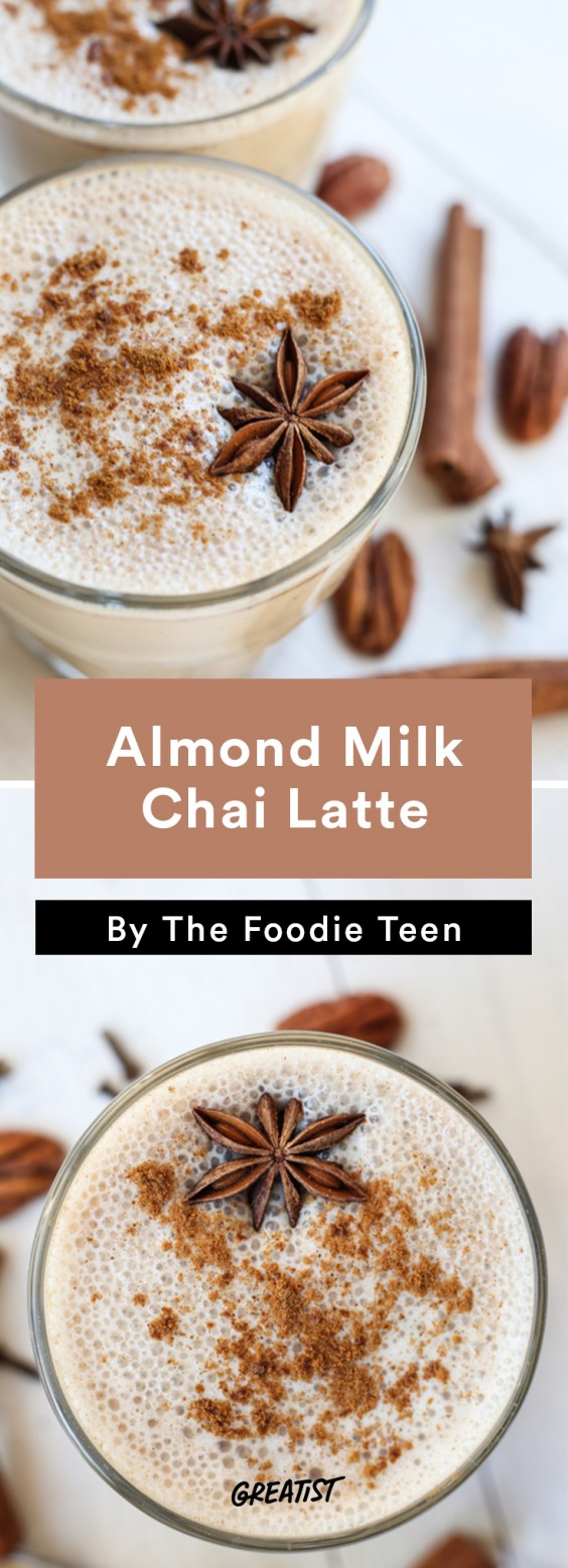 Not PSL: Chai Latte