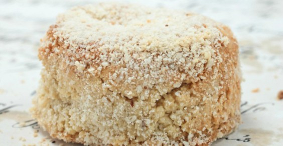 Almond Vanilla Scones