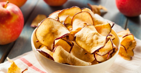16 Healthier Ways to Satisfy Any Chip Craving