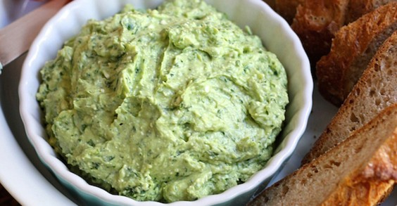 recipe: healthy dips for crackers [1]