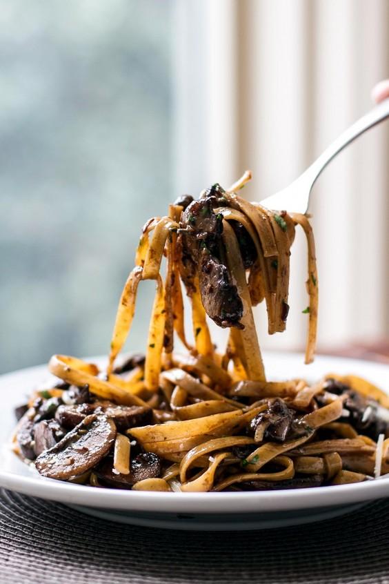Balsamic Pasta