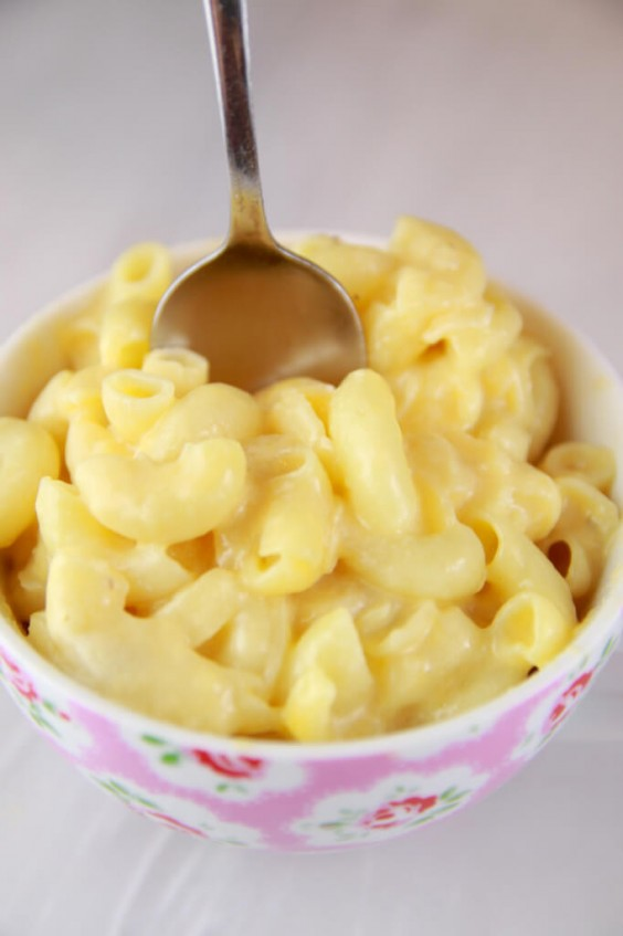 Dorm Food: Mac n Cheese