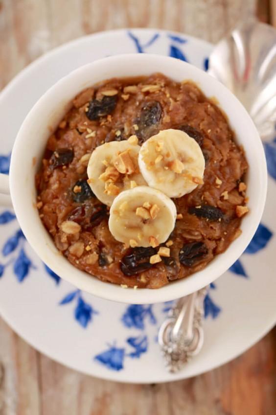 Dorm Food: Microwave Breakfast Cookie Part 34