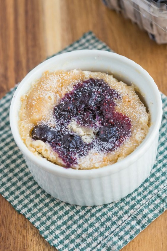 Mug Meals Blueberry In