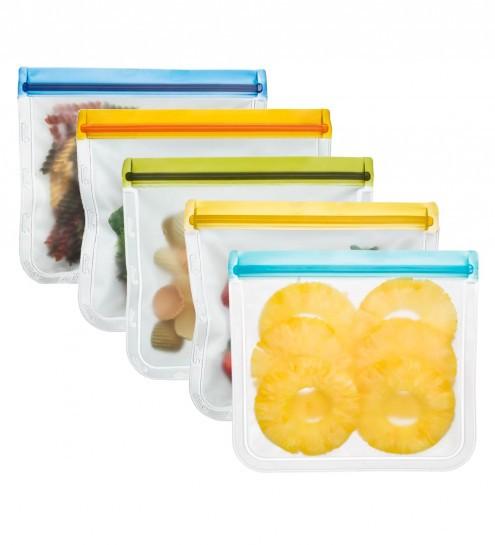 meal prep containers: BlueAvocado bags