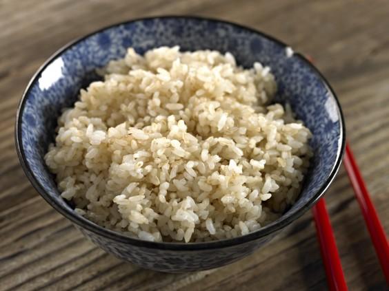 Under Dollar Foods: Brown Rice