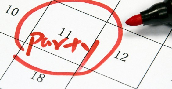 Check your calendar to make your meal plan