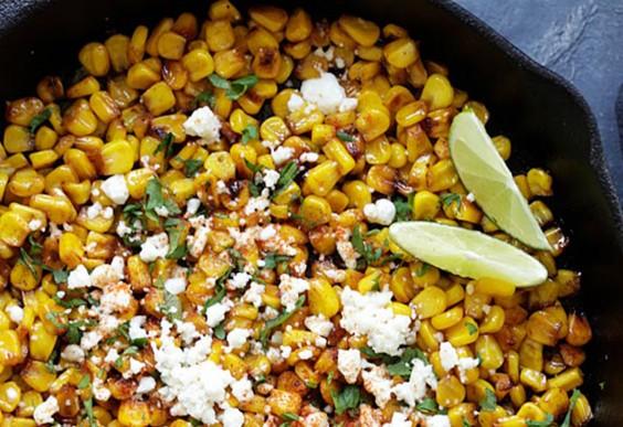 Chili Lime Corn