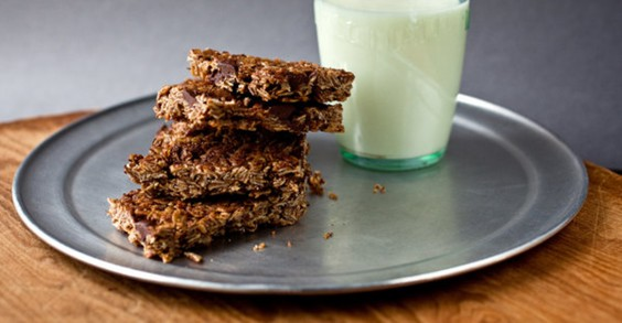 We found the snack to bust stress (and it has chocolate!)
