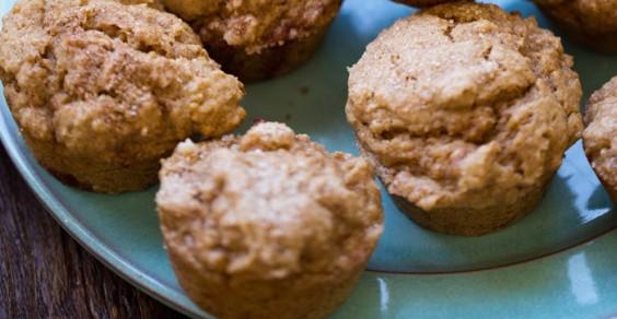 Cinnamon Toast Morning Muffins