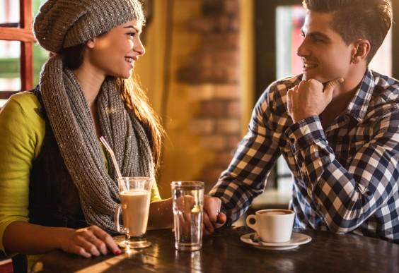 coffee date conversation