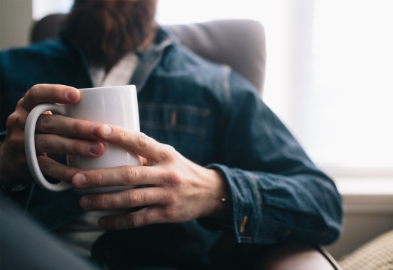 Stay Warm: Coffee