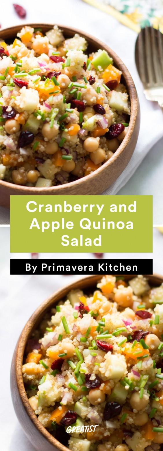 Fall Brunch: Quinoa Salad