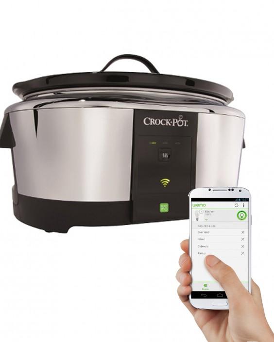 Crock-Pot with WeMo