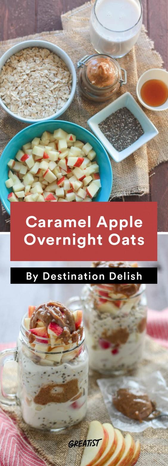 Destination Delish: pumpkin oats