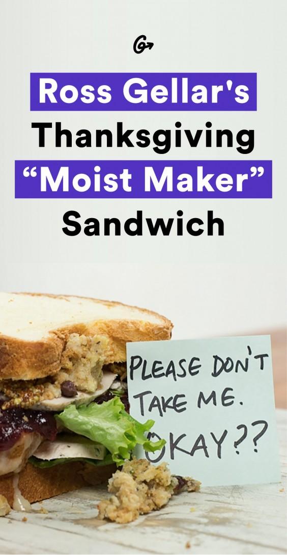 Thanksgiving Sandwich Banner