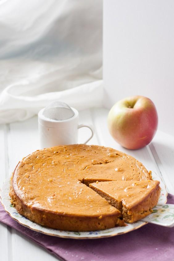 1. Paleo Plantain Apple Cake