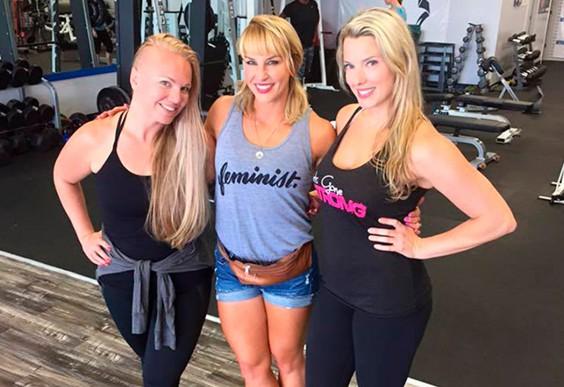 Body Image: Erin Brown, Molly Galbraith, and Jen Sinkler