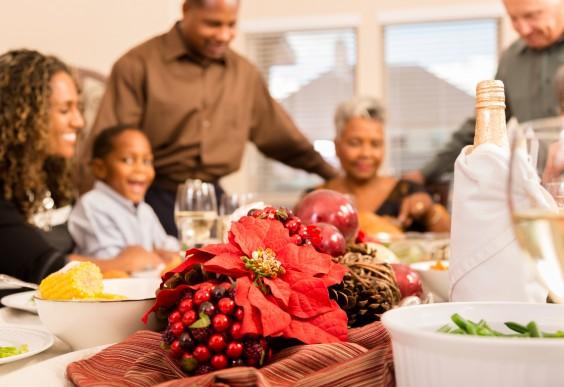 Family Holiday Dinner