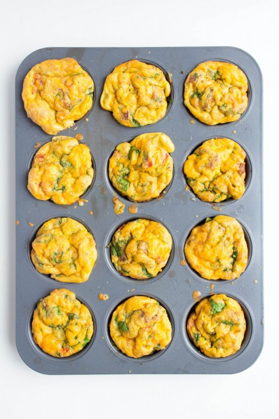 Freezer Meals: Scrambled Egg Muffins