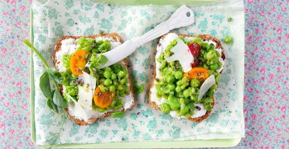 Try a new green spread on your toast