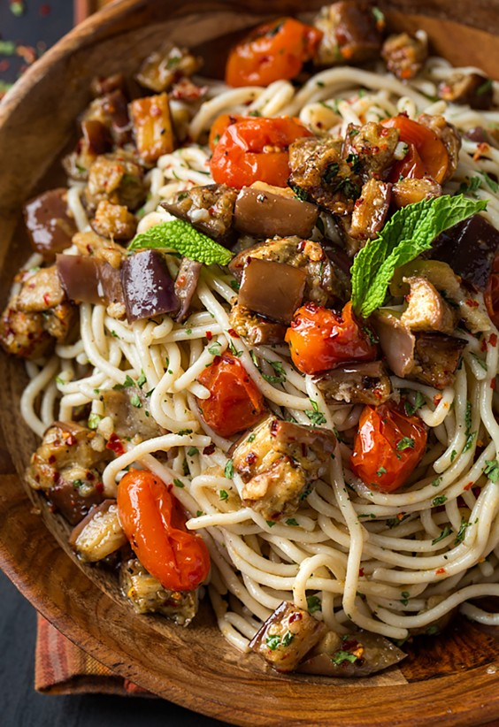 Gluten Free Mediterranean Pasta