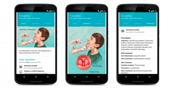Google Unveils New Health Search