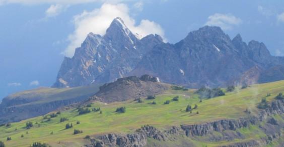 Southern Tetons Trail