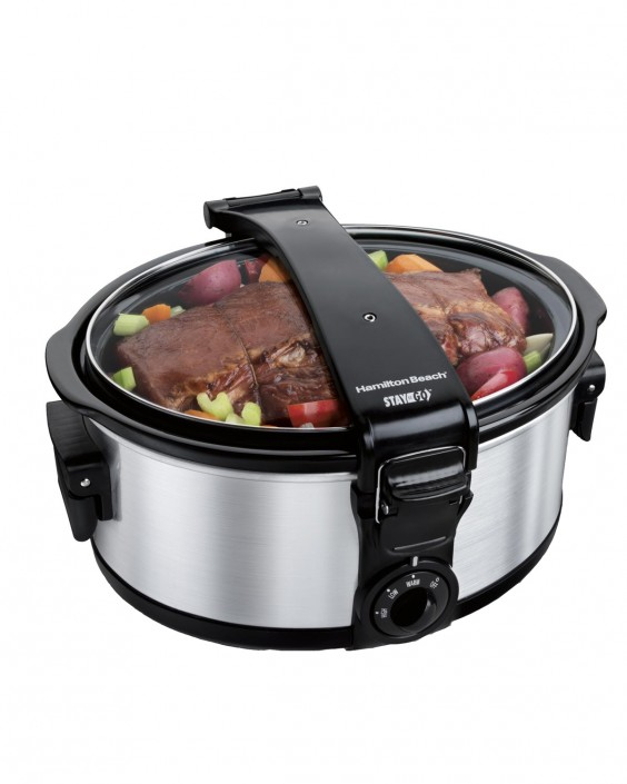 Hamilton Beach Stay-or-Go Slow Cooker