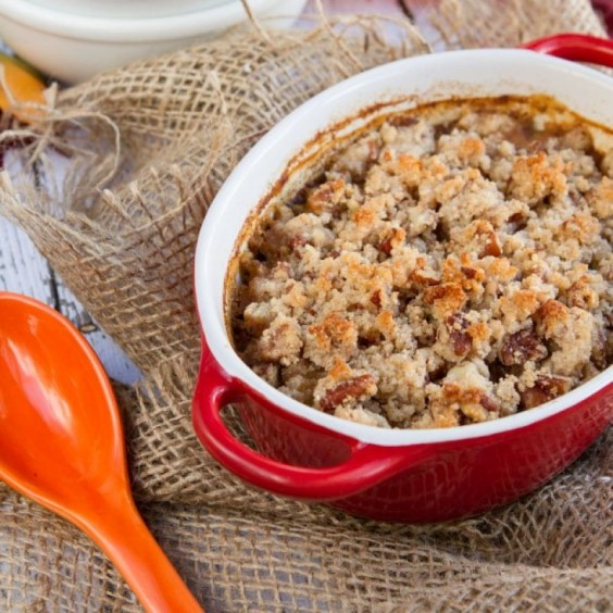 Healthy Casseroles: Pumpkin Spice Latte Quinoa