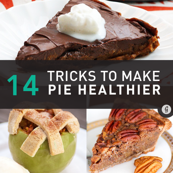 Tips to Make Pie Healthier