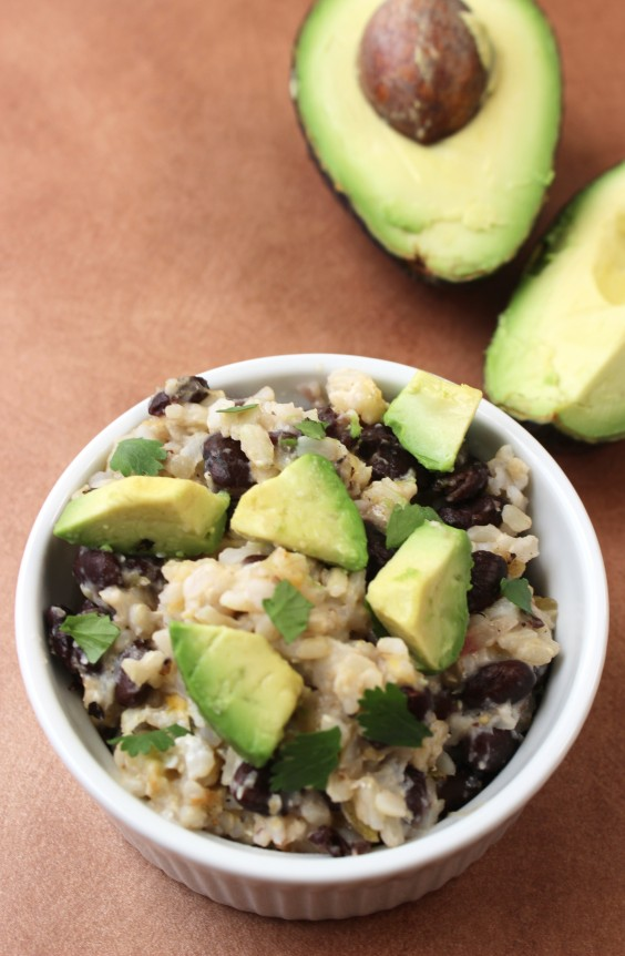 Dorm Food: Burrito Bowl