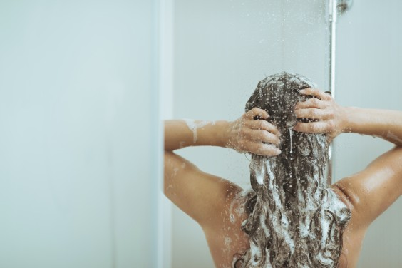 when should i shower morning or night greatist