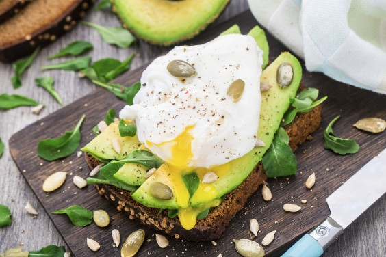 The Best Foods for Your Brain: Avocado Toast
