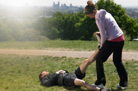 Choosing a Personal Trainer: Dealing with Injury