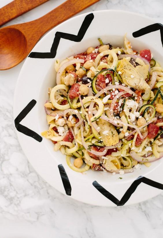Inspiralized (salad)