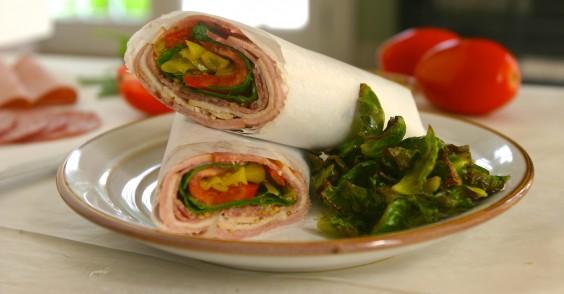 Italian Roll Ups