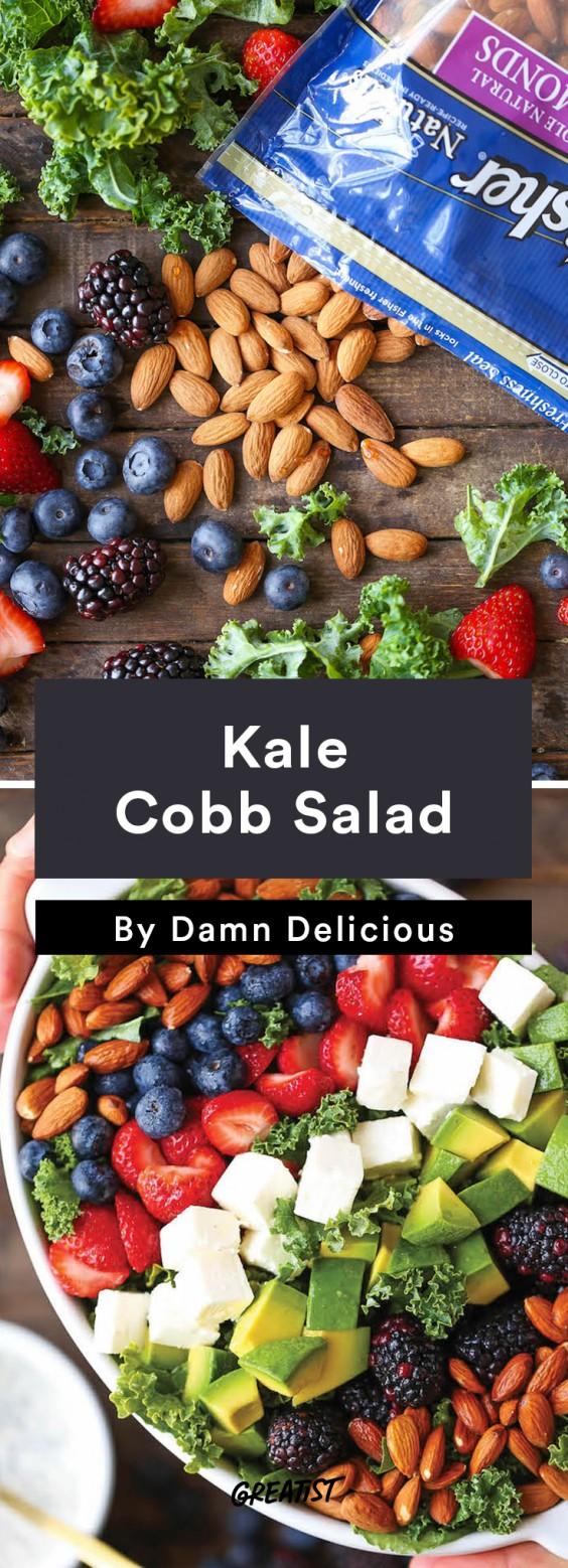 Damn Delicious 2: Cobb Salad