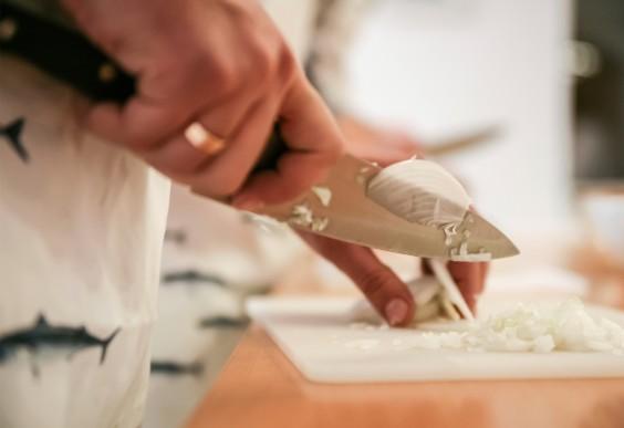 Stuff We Love: Victorinox Fibrox 8-Inch Chef's Knife