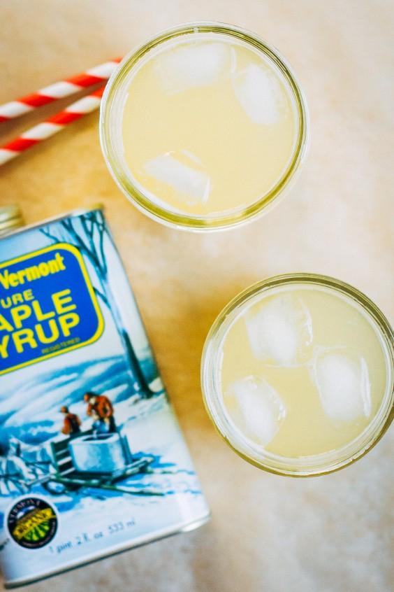 Overripe Fruit: Lemonade