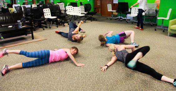 Limeade Employee Workout