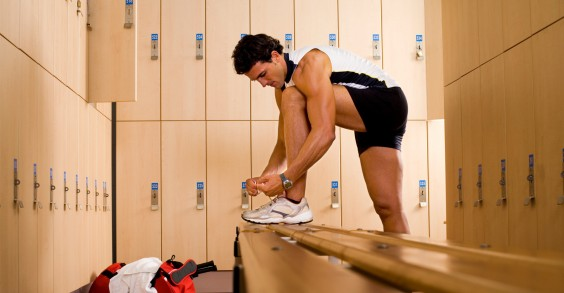 Gym Etiquette in the Locker Room