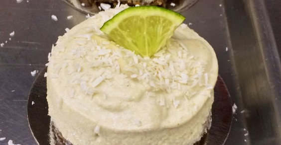 Turn margaritas into a no-bake cheesecake