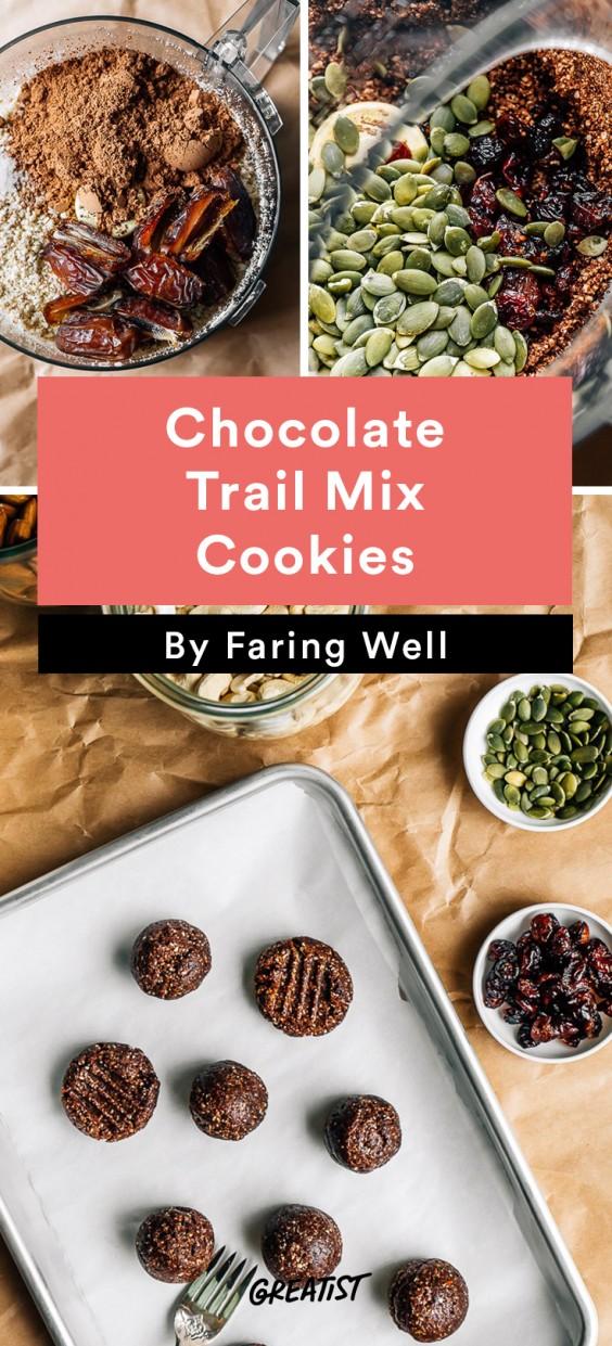 No-Cooler Snacks: Raw Cookies