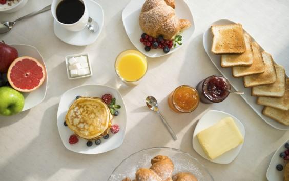 OJ Breakfast Spread