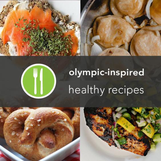 Olympic Recipes